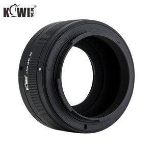 Image 4 - KIWIFOTOS LMA M42_NZ 69x34,3 мм объектив с ручным адаптером M42 крепление объективов для Nikon Z крепление корпуса Бесконечность фокус