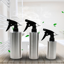 Pressing Watering Can with Spray Nozzle Stainless Steel Hand  Spray Landscape Supplies Garden Tools for Plant Flower Watering