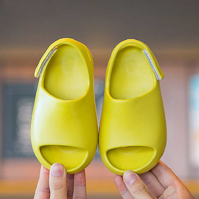 Girls Mesh Open Toe Sandals Kids Summer Sliders Hook /& Loop Slipper Boys Casual