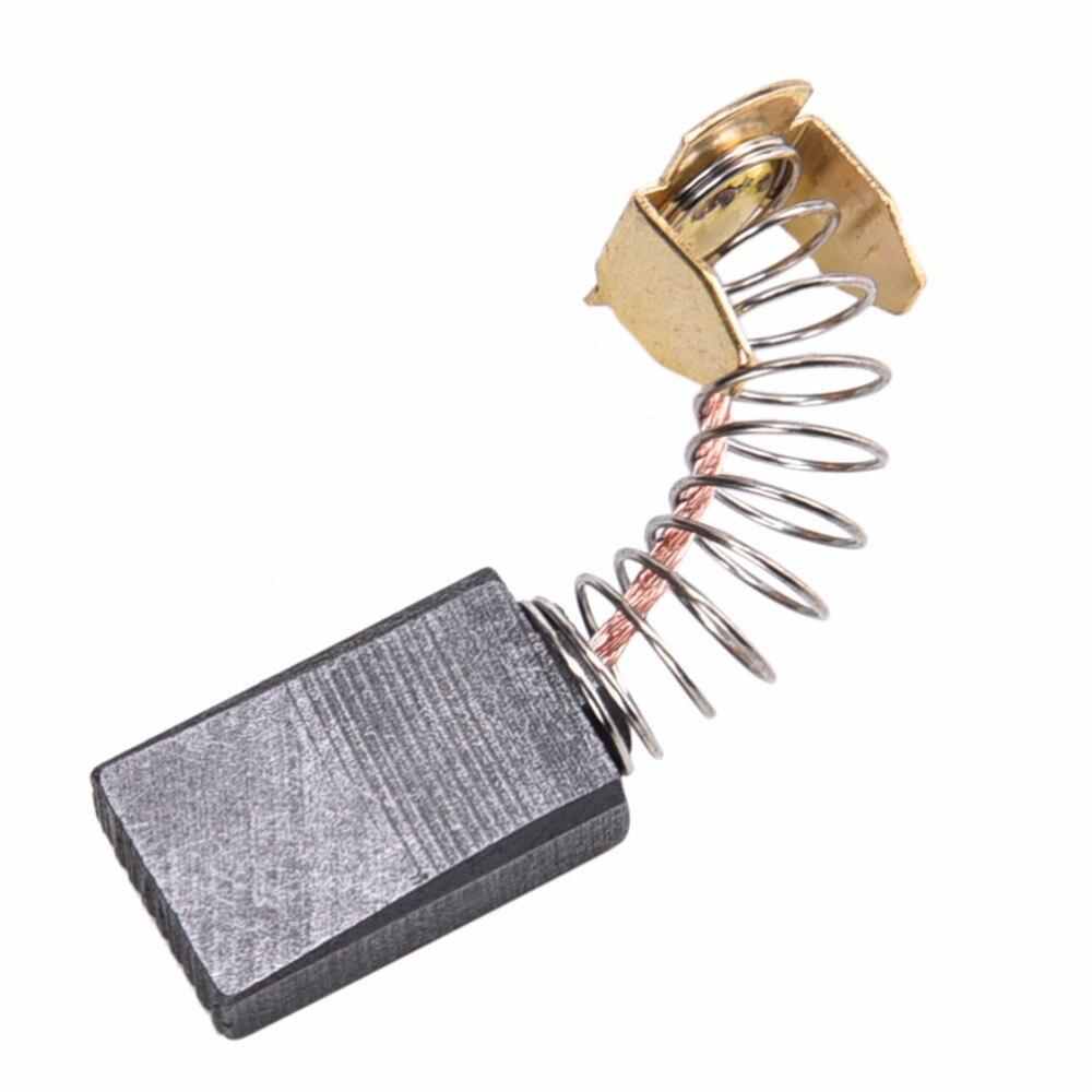 10 шт. 6,5x7,5x13,5 мм дрель электрический шлифовальный станок замена уголь щетки мини запасные части детали для электродвигателей Dremel роторный инструмент