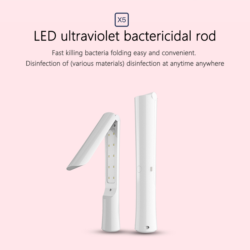 Hand-held Ultraviolet Disinfection Lamp