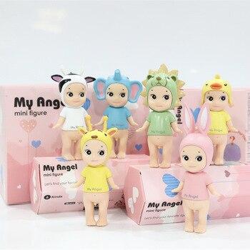 6 kinds Doll my Sonny Angels Figure Laduree Collection PVC Figurine Sonny little Angel Dolls patrol Toys For Kids poni кукла sonny angel ladur