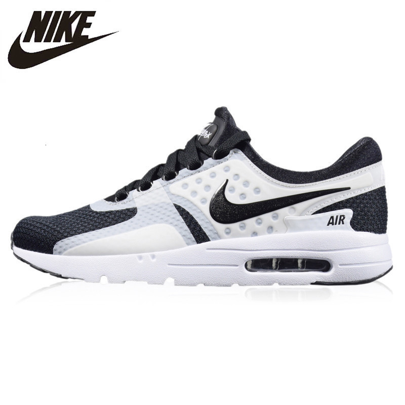Nike AIR MAX ZERO ESSENTIAL Men's Running Shoes New Arrival  Non-slip Shock Absorbing Shoes Wear-resistant Sneakers #876070