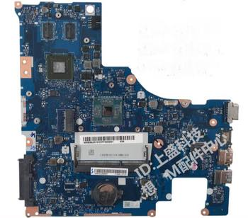 NM-A471 Motherboard FOR LENOVO 300-15IBR Laptop motherboard BMWC1/BMWC2 NM-A471 N3700 CPU 920M 1G GPU tested 100% work