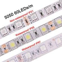 5 м 120 светодиодный/м светодиодный светильник 5054 12 В гибкий