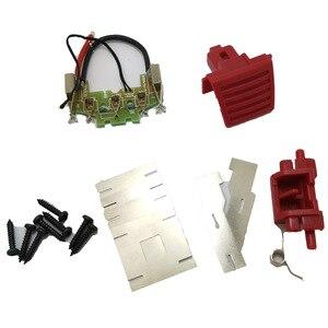 Image 4 - Power Tool Batterij Plastic Shell Vervanging Case voor Bosch 18V Cover (Geen Cellen Binnen) BAT618
