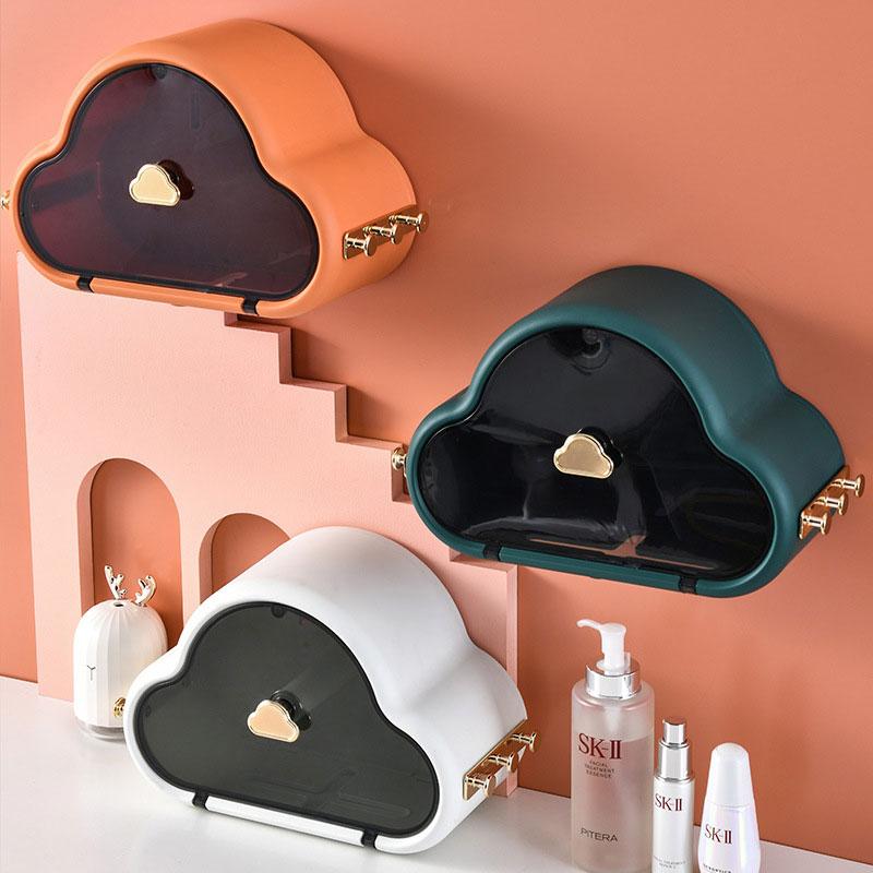 Lovely Tissue Box Toilet Paper Holder Modern Dispenser Storage Napkin Case Organizer Ornament Craft  Bathroom Storage