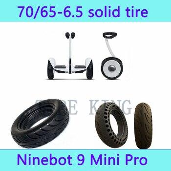 Explosieveilige 70/65-6.5 Solid Banden Voor Xiaomi Ninebot 9 Mini Pro Elektrische Balans Scooter 10x2.70-6.5 Solid Tyre Wheel
