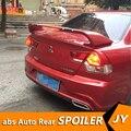 Для Mitsubishi V3 спойлер 2011-2015 V3 спойлер высокого качества ABS Материал заднее крыло автомобиля праймер цвет задний спойлер