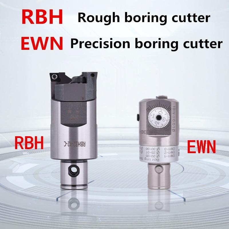 Aletler'ten Sıkıcı aracı'de Yüksek hassasiyetli CNC hassas sıkıcı kafa EWN32 60 CNC sıkıcı kafa 0.01mm sınıf artırmak CNC freze torna aracı title=