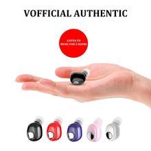 цена на L15 mini Wireless Bluetooth Sports Earphone Wireless Earphones  Stereo Magnetic Single Stereo In-Ear Wireless Earphones