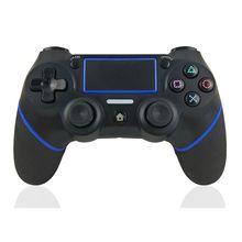 Bluetooth kablosuz oyun kolu Gamepad PS4 denetleyicisi için Playstation Dualshock PS4 4 Joystick oyun denetleyicisi konsolu