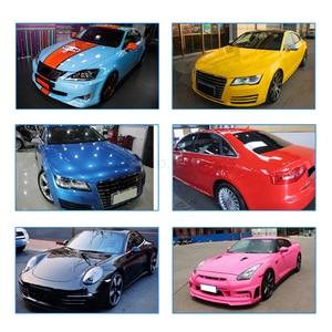 Image 5 - Глянцевая виниловая пленка для стайлинга автомобиля, 30x100 см