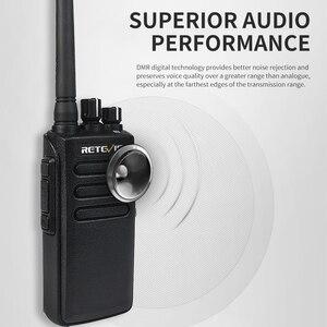 Image 2 - Powerful DMR Digital Walkie Talkie Retevis RT81 Waterproof IP67 UHF VOX Long Range Two way Radio for Farm Warehouse Factory Hunt