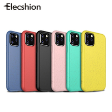 Colorful Soft TPU Phone Case For iPhone 11 Max Shockproof Pro New Silicone Cover Apple