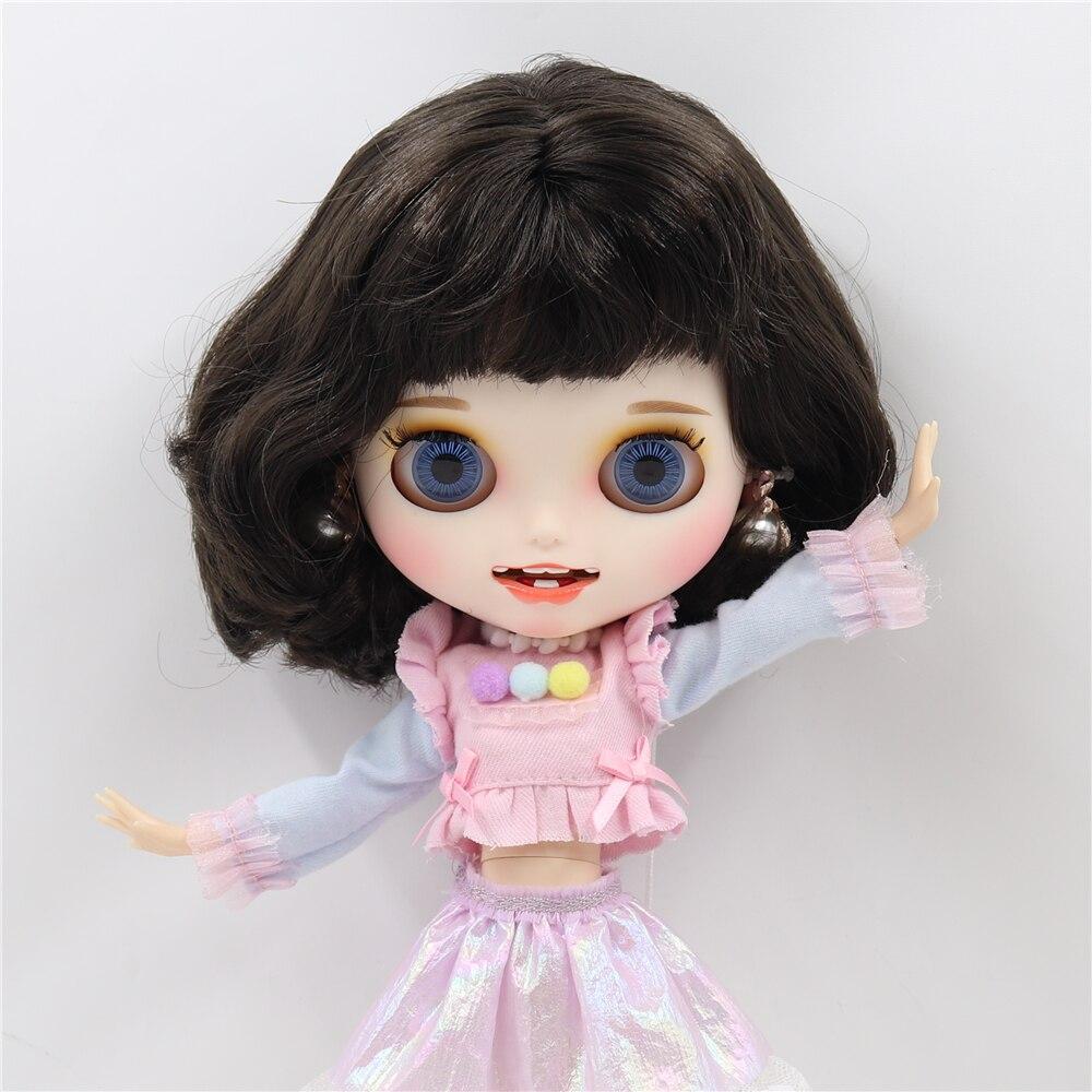 Jovita – Premium Custom Blythe Doll with Smiling Face 4