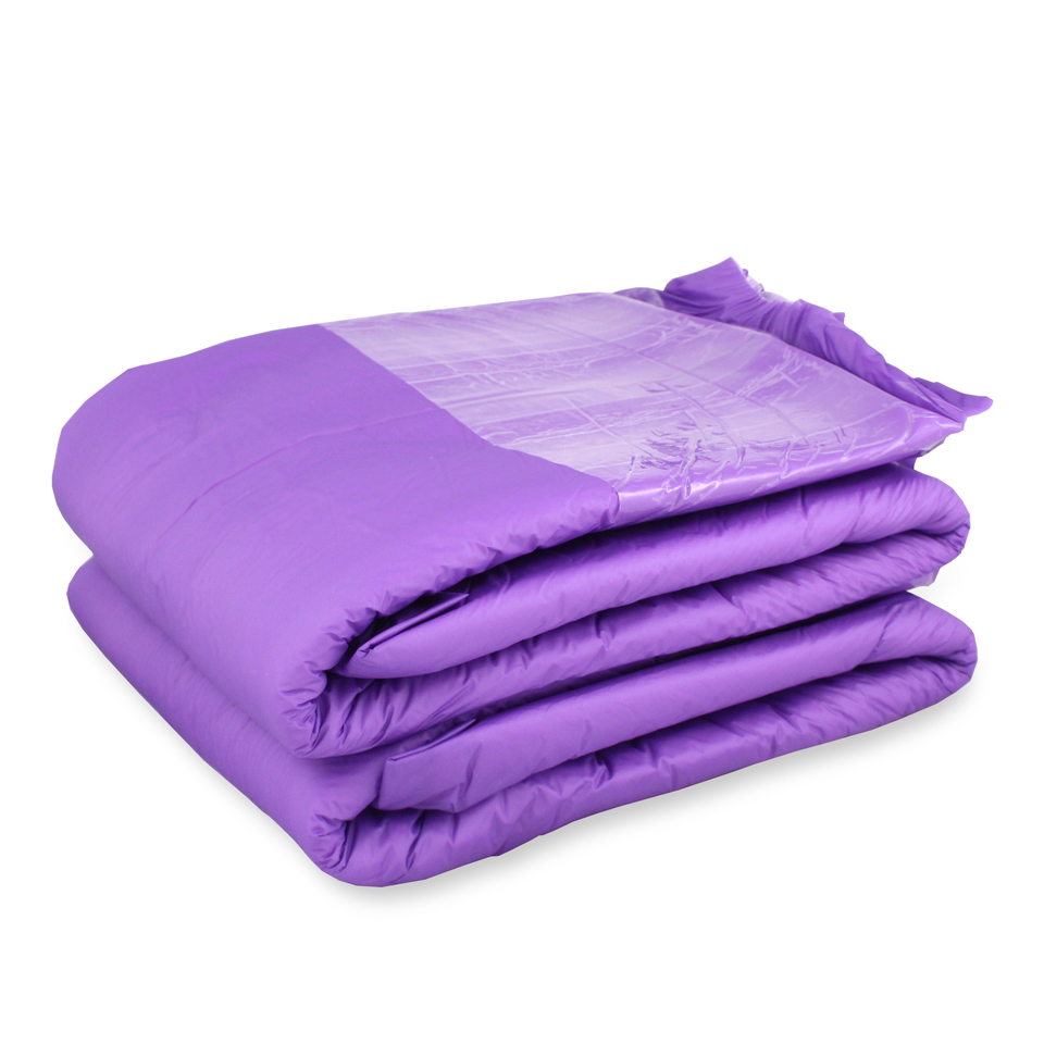 ABDL Diaper Sexy Purple Adult Diapers 5000ML 10 Pcs In Package M Size Diaper For Adult Baby Girl For Baby Boy