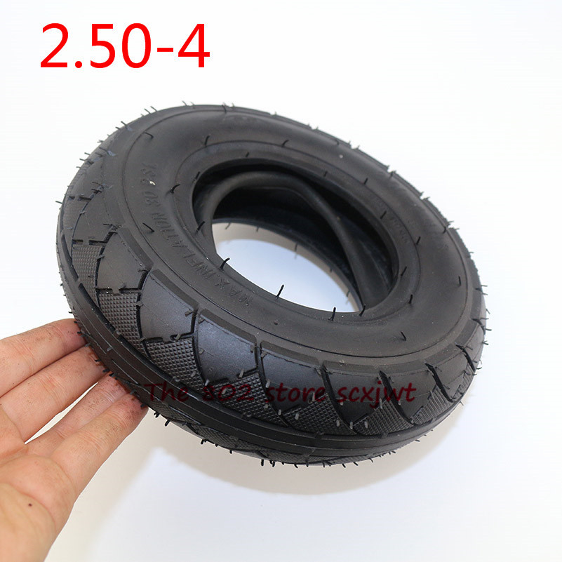Motorcycle Parts Tyre Inner Tube <font><b>2.80/2.50</b></font>-<font><b>4</b></font>
