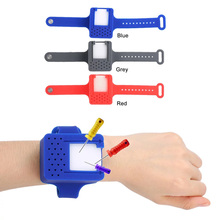 все цены на Endo Root Canal File Watch Wrist Endo Measuring Block Endodontic Files Drill Stand Holder Ruler Autoclavable Scale Watch Sponge онлайн
