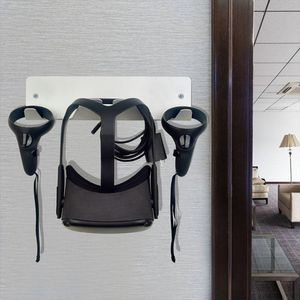 Image 3 - 1 סט קיר הר Stand מחזיק עבור צוהר קרע S Quest HTC Vive פלייסטיישן VR ערכת