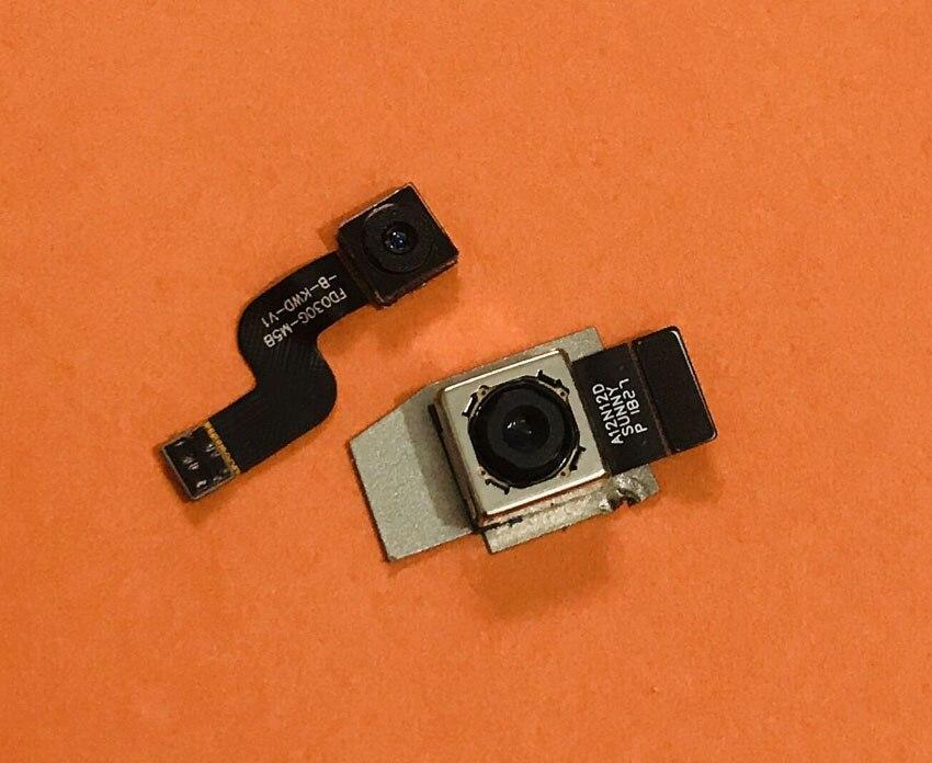 Foto original traseira câmera 12.0mp + 5.0mp módulo para doogee s70 lite helio p23 octa núcleo frete grátis