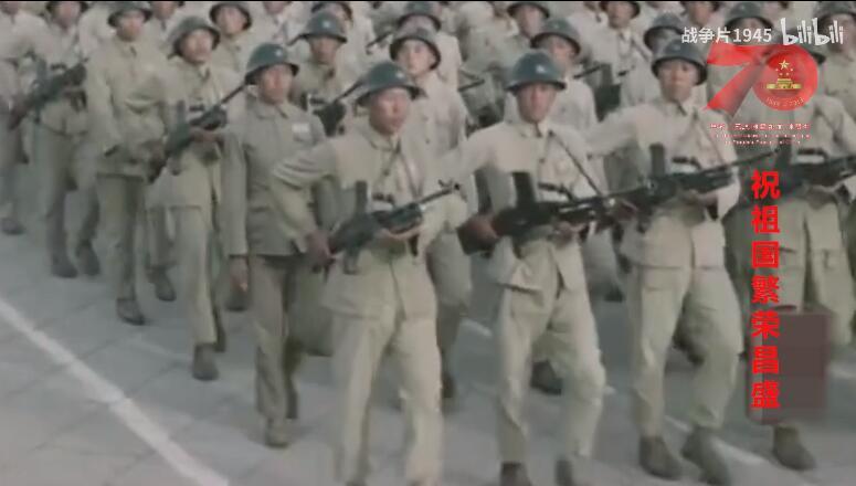 【1080P彩色画面】开国大典纪录片,庆祝祖国70周年华诞图片 No.5