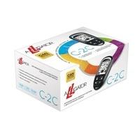 Alarma de coche de C2 con Alarma antirrobo     -