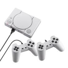 WOLSEN Console de jeu classique 8 bits Mini Station de jeu intégrée en 620 jeux système de divertissement familial sortie AV Console de jeu TV