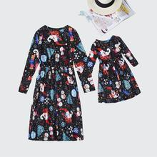 christmas dresses mother daughter mommy and me clothes famil