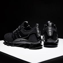 Мужские дышащие кроссовки для Для женщин удобные высокие носки Ботинки женские увеличивающие рост спортивная обувь мужская