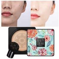 BB Air Cushion cimentación coreano seta cabeza CC crema blanqueamiento corrector maquillaje cosmético impermeable brillo cara Base tono M