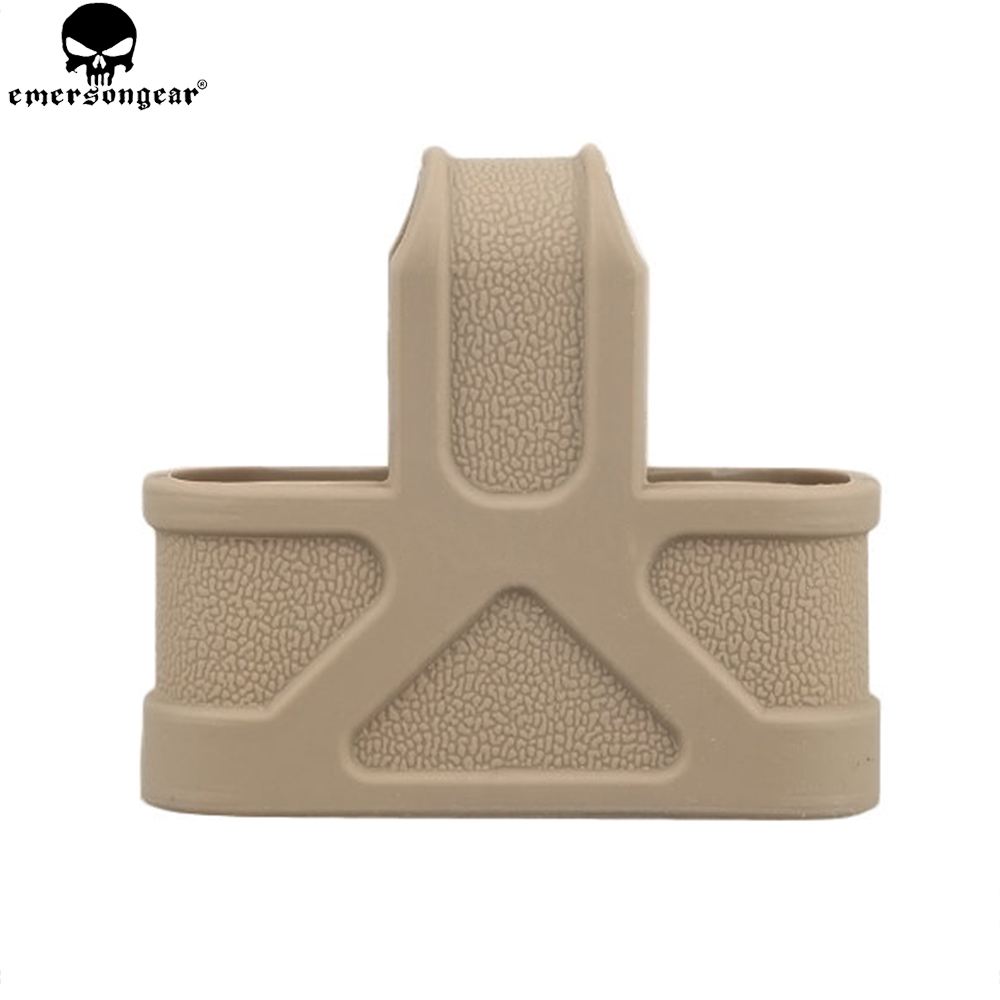 EMERSONGEAR Magazine Assist 5.56mm NATO Cage Fast Mag Rubber Loops For Airsoft M4/M16 Hungting Accessories