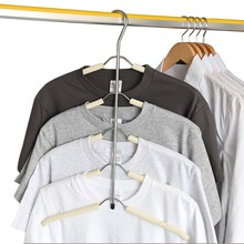 Многослойная форма из нержавеющей стали вешалка для одежды держатель для хранения шкаф для белья сушилка для одежды стеллаж для хранения