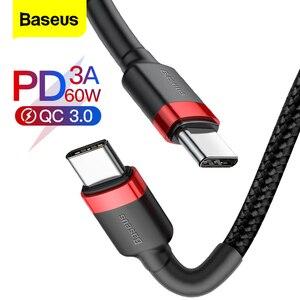 Зарядный кабель Baseus, USB Type C для Samsung S10/Xiaomi