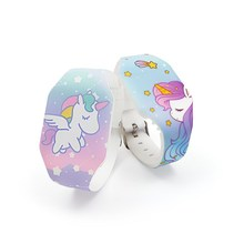 1PC Cartoons Luminous Child Watches for Girl Boys Creative Unicorn Silicone LED Watch Student Electronic Watch Clock Kids Watch