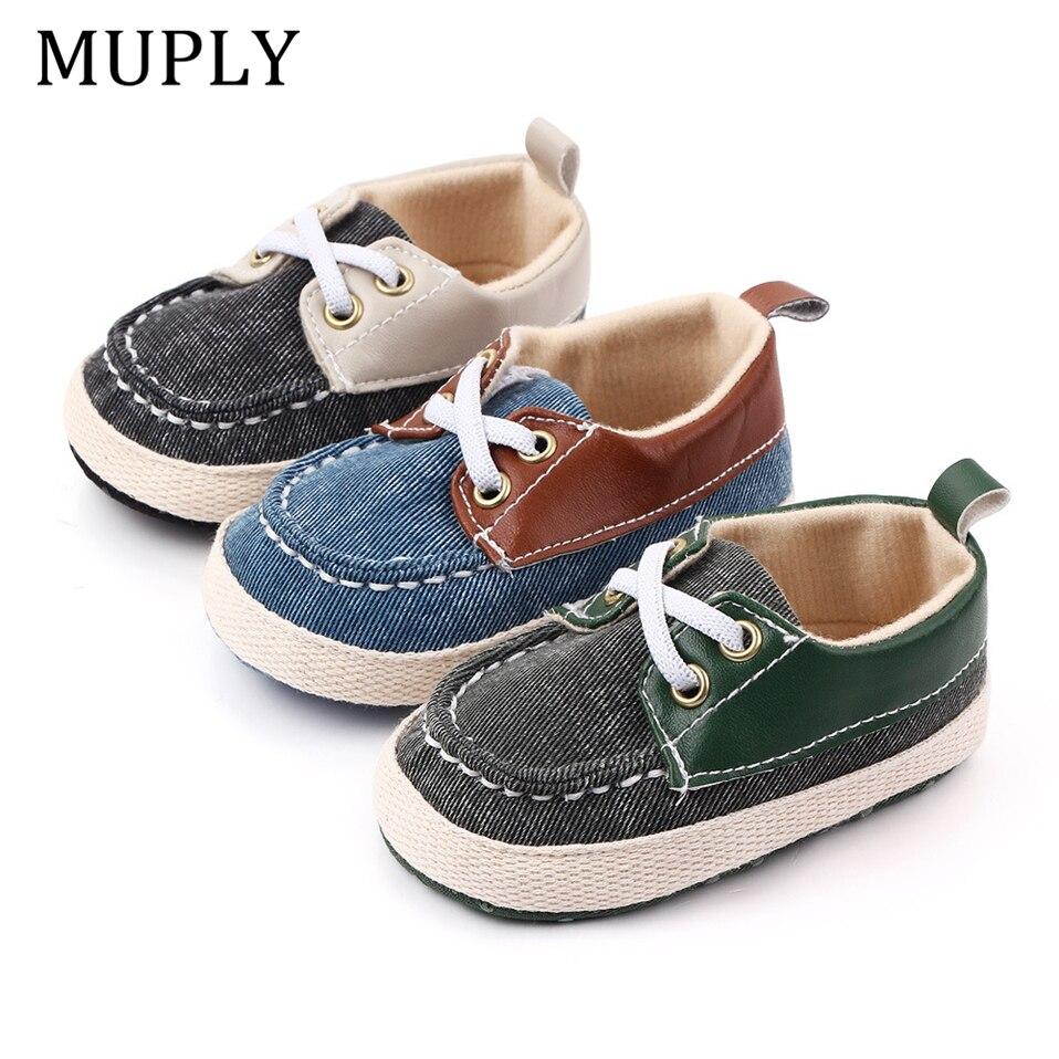 Zapatos de primeros pasos para bebé recién nacido, suela suave de algodón, antideslizantes, zapatilla, calzado de retales para primeros pasos, 0 a 18M, 2021
