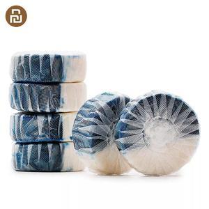 Image 1 - Limpiador de inodoro Youpin clean n fresh, automático, descarga, desodorización, limpieza, productos químicos para el hogar
