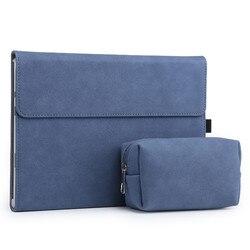 SeenDa матовая магнитная пряжка сумка для ноутбука для Surface Pro 7 для женщин и мужчин чехол для ноутбука с блоком питания чехол для планшета