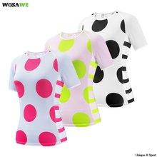 Летняя женская спортивная майка wosawe рубашка без рукавов для