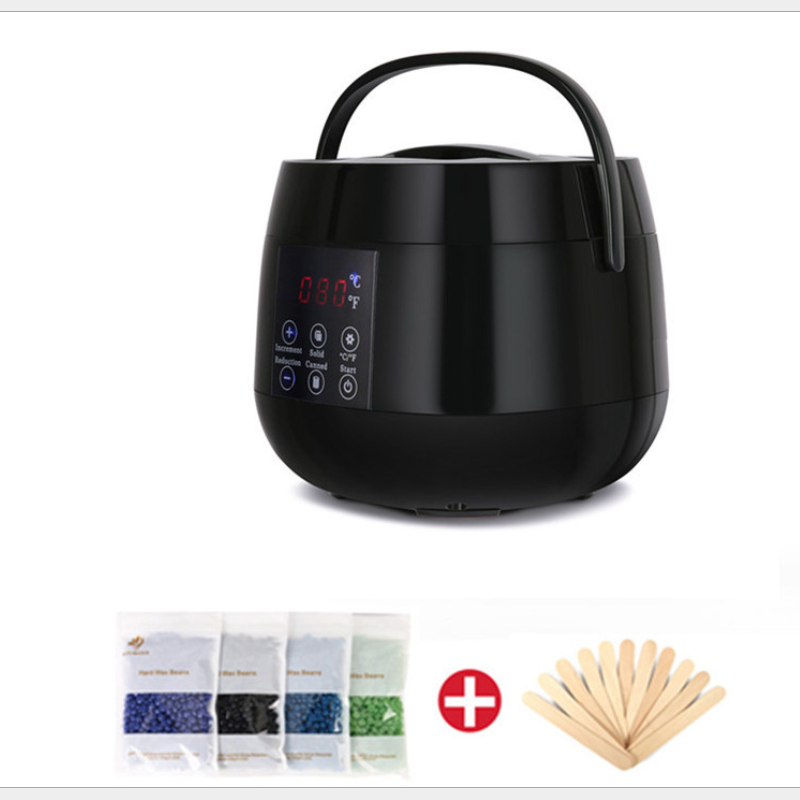Smart Professional Wax-melt Heater Hair Removal Machine Hands Feet Epilator Depilatory Skin Care SPA Paraffin Wax Machine Kit