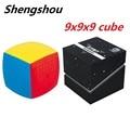 Новый sengso ShengShou с наволочками 9x9x9 магический пазл профессиональный 9x9 Нео хлеб скоростной Куб ВОЛШЕБНЫЙ Обучающие игрушки Детский подарок