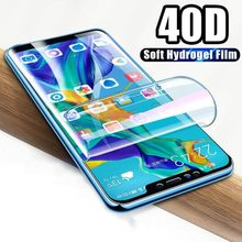Full Glue Hydrogel Film For Nokia 3 Screen Protector For Nokia 3 Full Cover Phone Film for Nokia 3 TA-1020 TA-1032 Not Glass