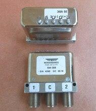 Ренессанс SW-308 20V/4 ГГц SW-308 SW-308 20V/4 ГГц N высокой мощности rf коаксиальный переключатель
