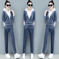 Корейский модный летний комплект 2019 на молнии, Женский винтажный короткий повседневный комплект из двух предметов, большие размеры, шорты