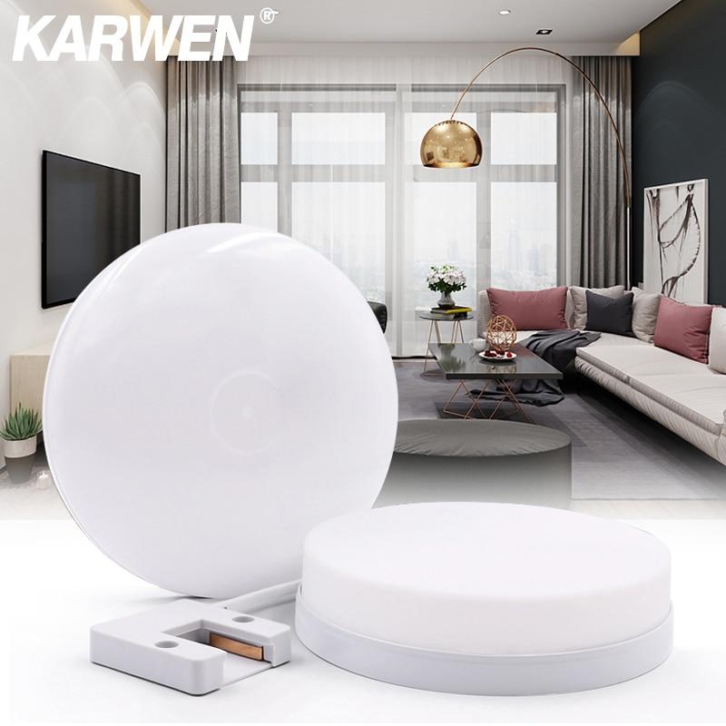 Ultra Thin LED Ceiling Lamp 6W 9W 13W 18W 24W 36W 48W LED Panel Light AC85-265V Surface Mount Flush Panel Light For Bedroom