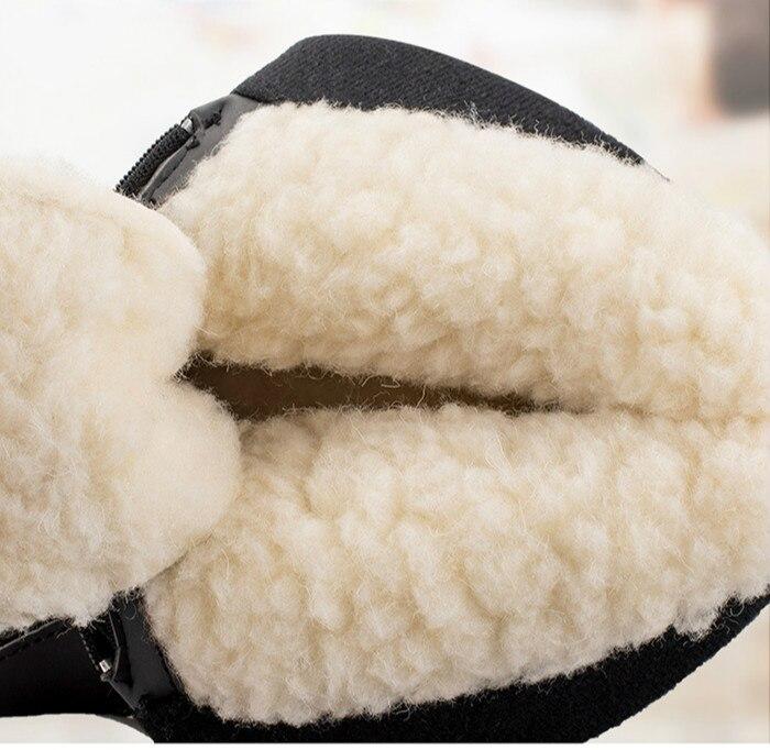 qualidade resistente à água sapatos de algodão