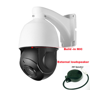 Image 3 - 2MP SONY IMX307 Wireless 1080P 22X Zoom Humanoid Auto Track PTZ Speed Dome IP Camera Build MIC Speaker 32 64 128gb SD CAMHI