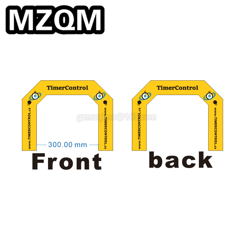 MZQM customized inflatable arch for sale with air blower logo printing inflatable archway for sale toys