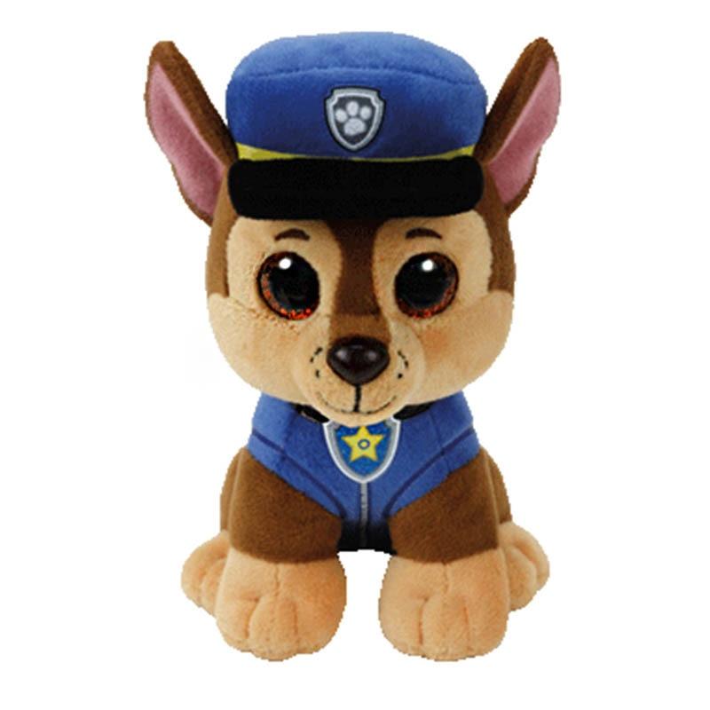 Ty Big Eyes Beanie Animal Soft Stuffed Plush Toys Dog Skye Marshall Zuma Dolls Children Birthday Gift Toy 15cm