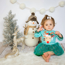 Christmas Clothes Baby Girls Clothes Long Sleeve Girls Dress